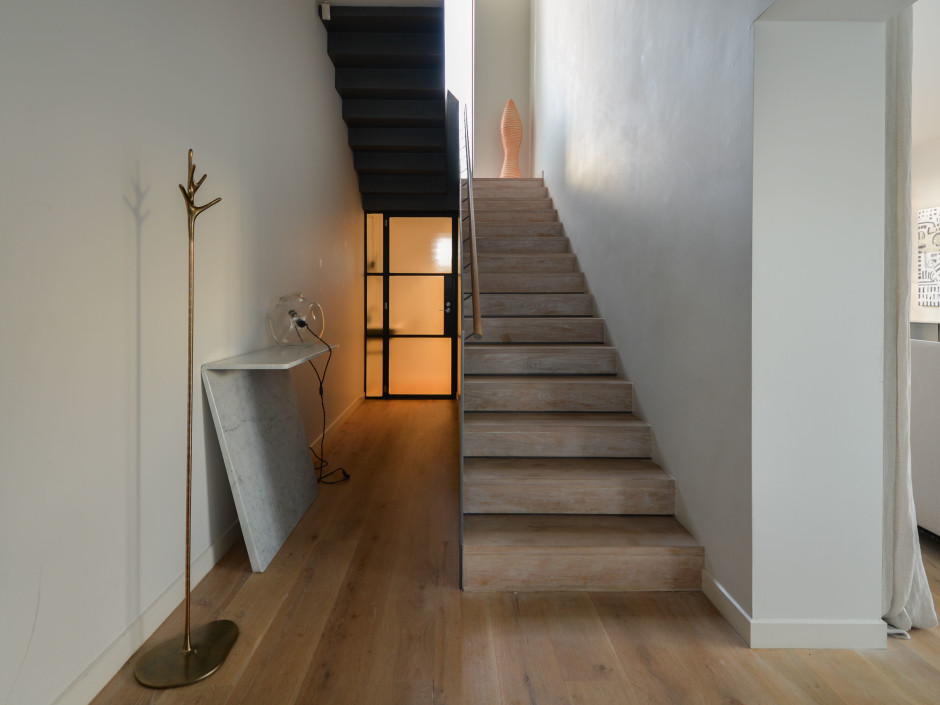 RIDOLFI ARCHITECTURE - FENWICK STREET, NORTH CARLTON - ENTRY