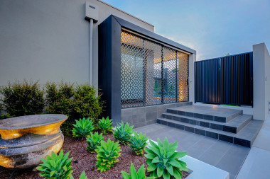 RIDOLFI ARCHITECTURE - SEYMOUR GROVE ENTRY-1
